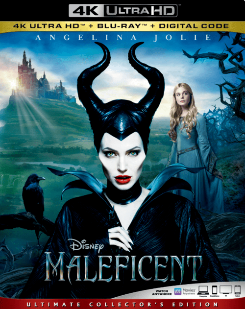 Maleficent 4K 2014 Ultra HD 2160p