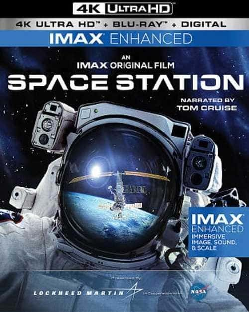 IMAX Space Station 4K 2002 DOCU Ultra HD 2160p