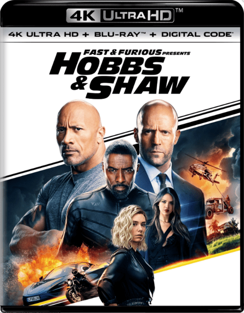 Fast and Furious Presents Hobbs and Shaw 4K 2019 Ultra HD 2160p