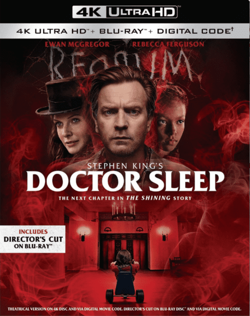 Doctor Sleep 4K 2019 THEATRICAL Ultra HD 2160p