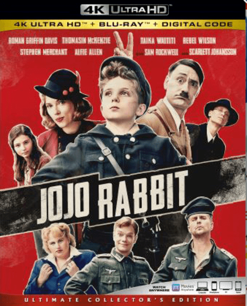 Jojo Rabbit 4K 2019 Ultra HD 2160p