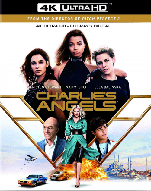 Charlies Angels 4K 2019 Ultra HD 2160p