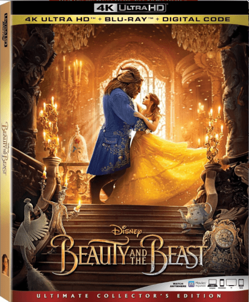 Beauty and the Beast 4K 2017 Ultra HD 2160p