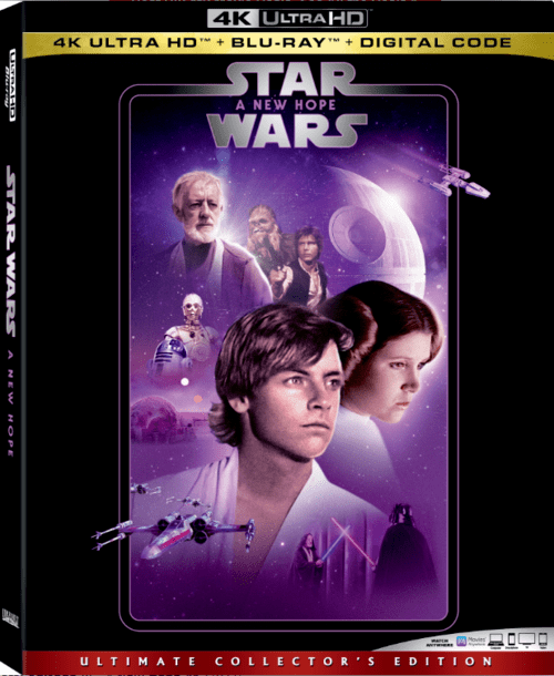 Star Wars Episode IV A New Hope 4K 1977 Ultra HD 2160p