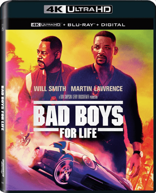 Bad Boys for Life 4K 2020 Ultra HD 2160p