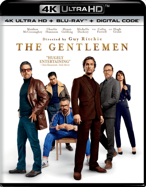 The Gentlemen 4K 2019 Ultra HD 2160p