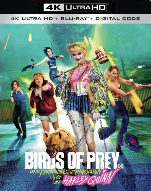 Birds of Prey And the Fantabulous Emancipation of One Harley Quinn 4K 2020 Ultra HD 2160p