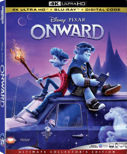 Onward 4K 2020 Ultra HD 2160p
