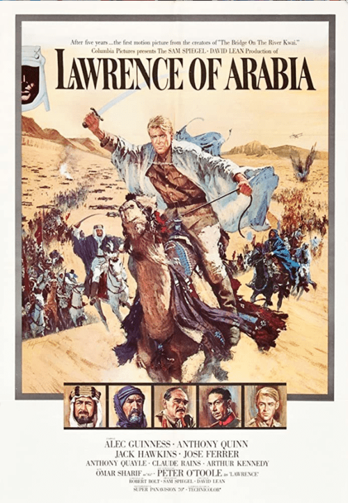 Lawrence of Arabia 4K 1962 Ultra HD 2160p