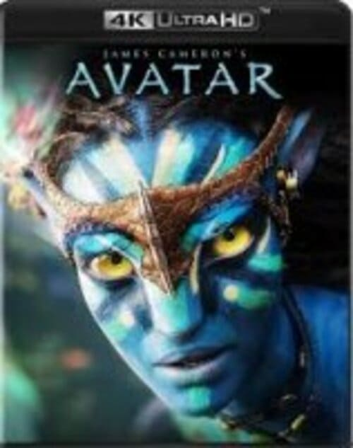Avatar 4K 2009 Ultra HD 2160p