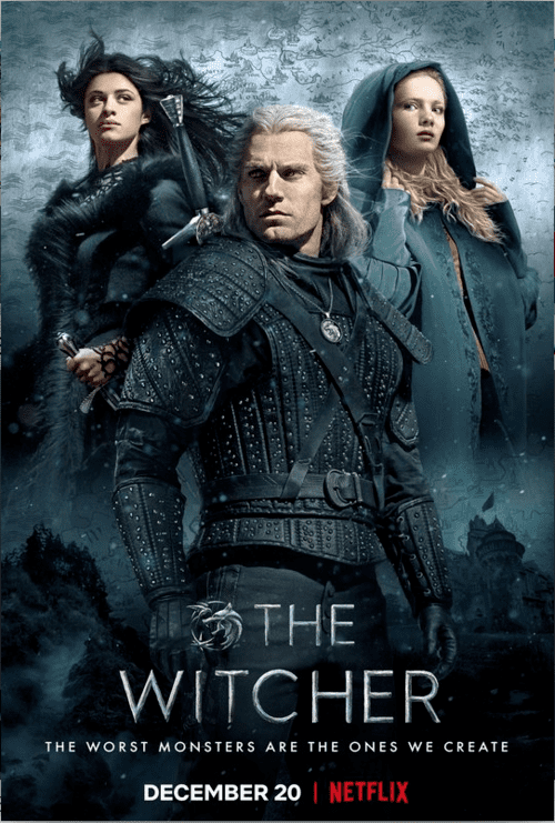 The Witcher S01 4K 2019 NF Ultra HD 2160p