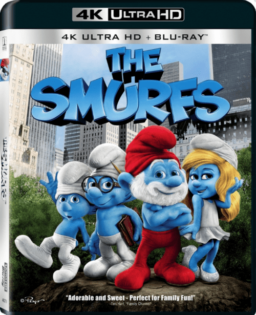 The Smurfs 4K 2011 Ultra HD 2016p