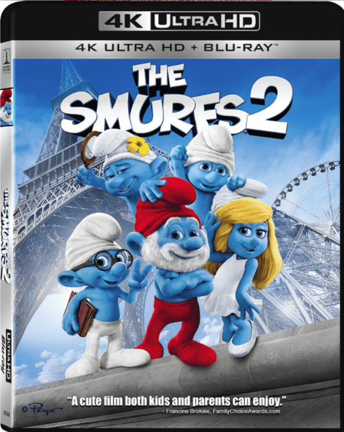 The Smurfs 2 4K 2013 Ultra HD 2160p