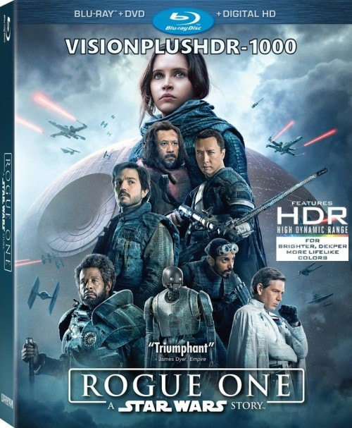 The Rogue One: A Star Wars Toy Story 4K 2016 Ultra HD 2160p