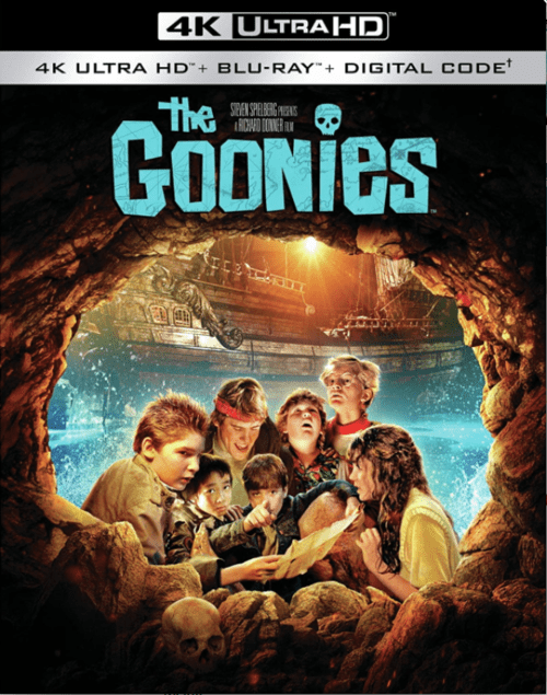 The Goonies 4K 1985 Ultra HD 2160p