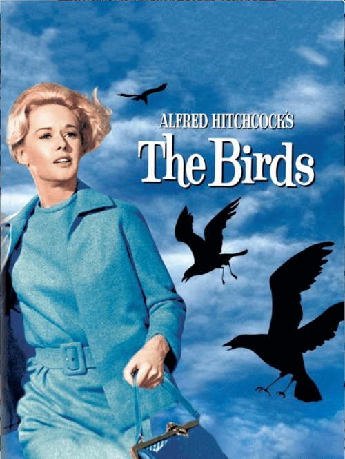 The Birds 4K 1963 Ultra HD 2160p