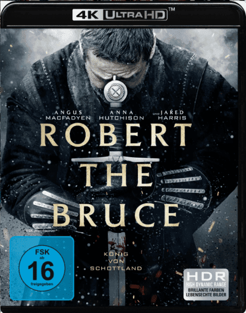 Robert the Bruce 4K 2019 Ultra HD 2160p