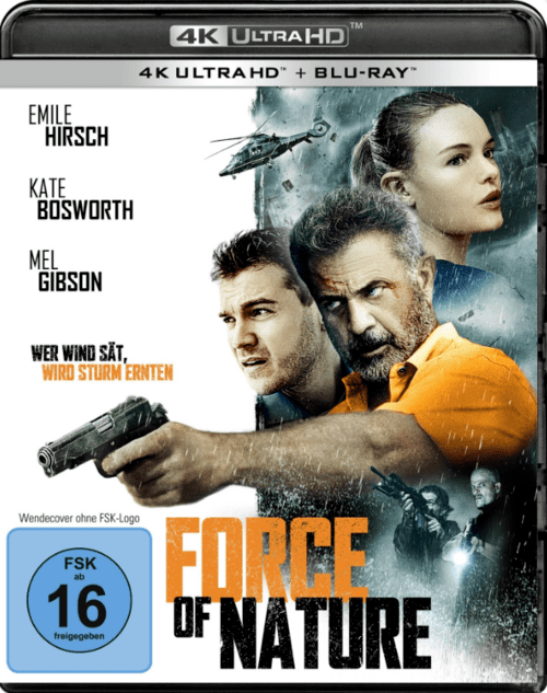 Force of Nature 4K 2020 EXTENDED Ultra HD 2160p