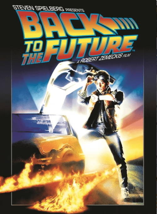 Back to the Future 4K 1985 Ultra HD 2160p