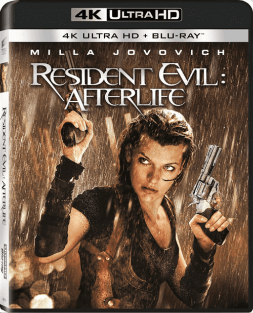 Resident Evil: Afterlife 4K 2010 Ultra HD 2160p