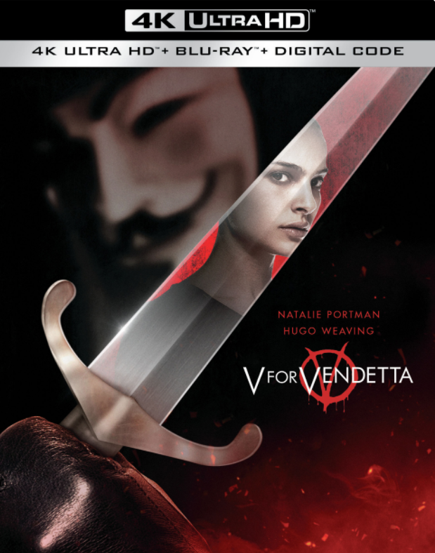 V for Vendetta 4K 2005 Ultra HD 2160p