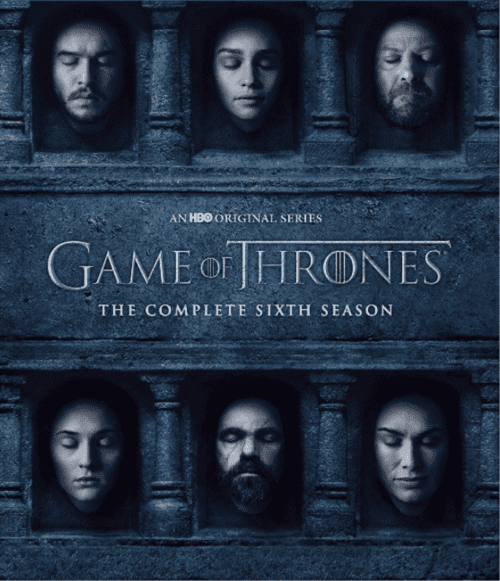 Game of Thrones Season 6 4K Ultra HD 2160p