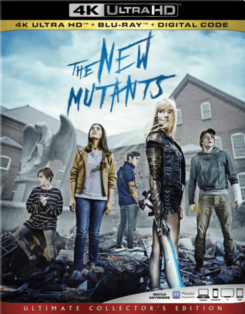 The New Mutants 4K 2020 Ultra HD 2160p