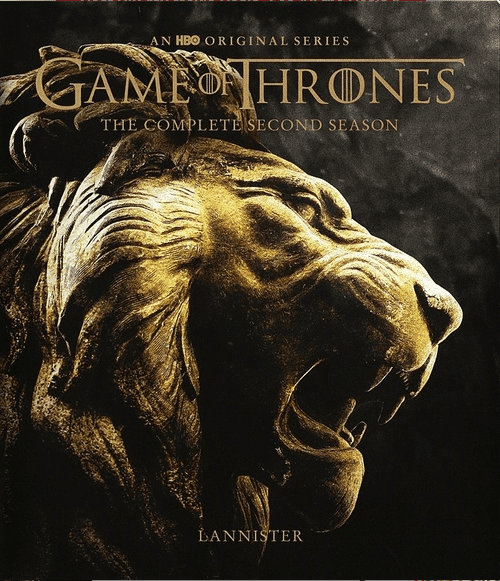 Game of Thrones Season 2 4K 2012 Ultra HD 2160p