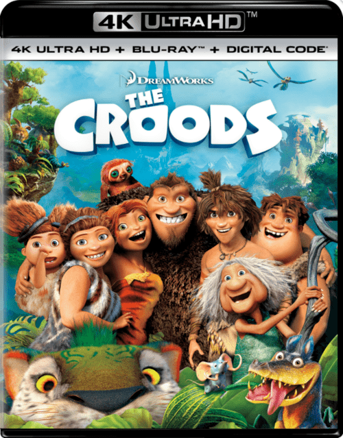 The Croods 4K 2013 Ultra HD 2160p