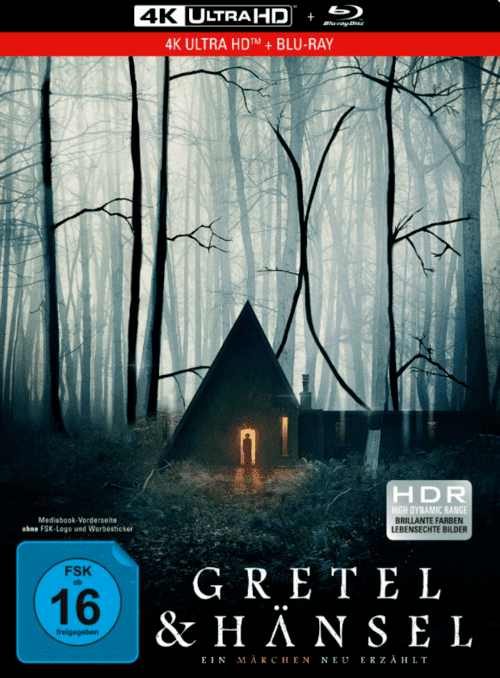 Gretel and Hansel 4K 2020 Ultra HD 2160p
