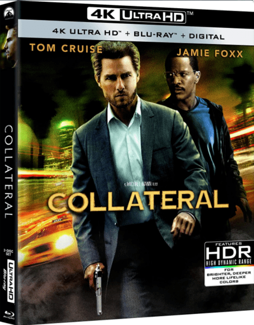 Collateral 4K 2004 Ultra HD 2160p