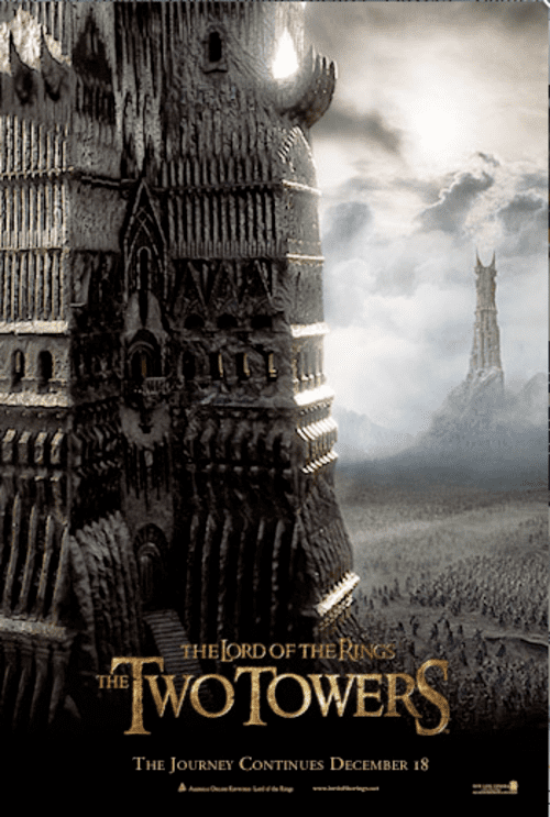 The Lord of the Rings The Two Towers 4K 2002 EXTENDED Ultra HD 2160p