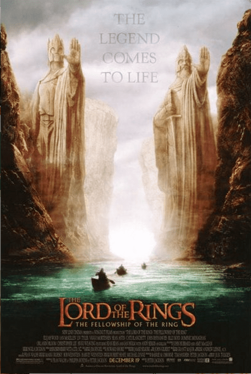 The Lord of the Rings The Fellowship of the Ring 4K 2001 EXTENDED Ultra HD 2160p