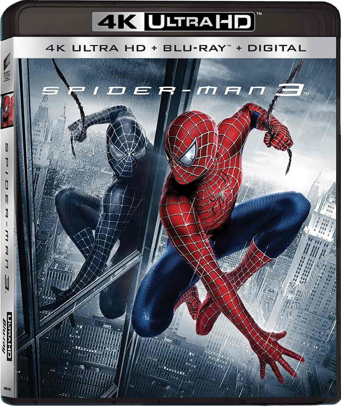 Spider-Man 3 4K 2007 Ultra HD 2160p