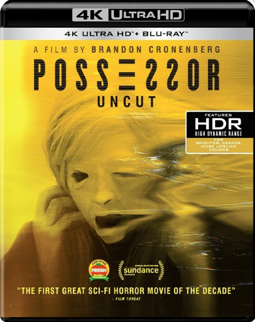 Possessor 4K 2020 UNCUT Ultra HD 2160p