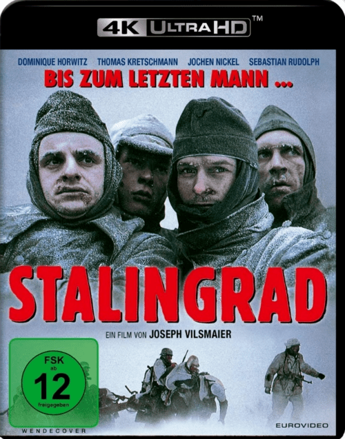 Stalingrad 4K 1993 GERMAN Ultra HD 2160p
