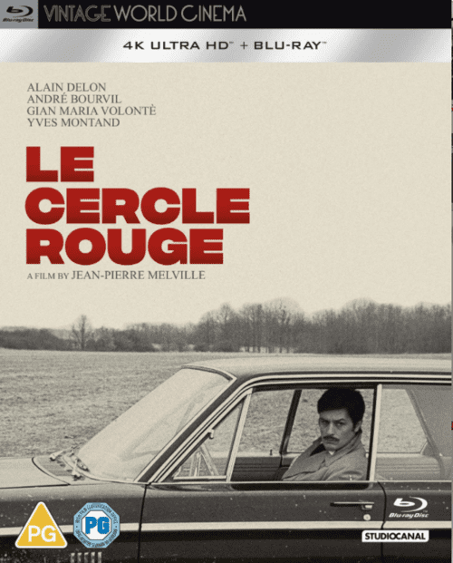 Le Cercle Rouge 4K 1970 FRENCH Ultra HD 2160p