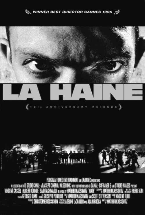 La Haine 4K 1995 FRENCH Ultra HD 2160p