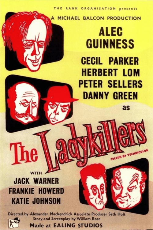 The Ladykillers 4K 1955 Ultra HD 2160p
