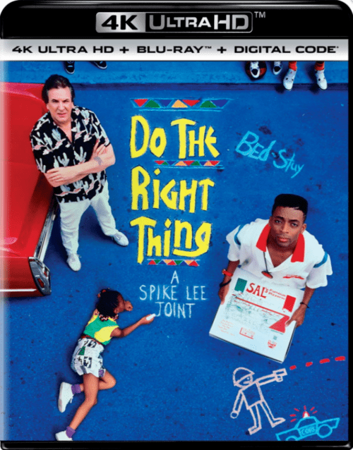 Do the Right Thing 4K 1989 Ultra HD 2160p