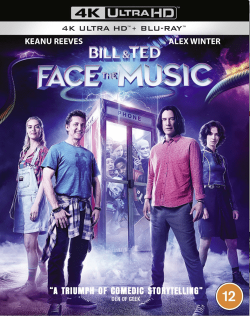 Bill and Ted Face the Music 4K 2020 Ultra HD 2160p