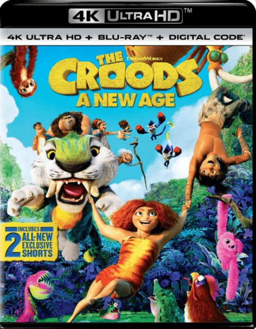 The Croods A New Age 4K 2020 Ultra HD 2160p