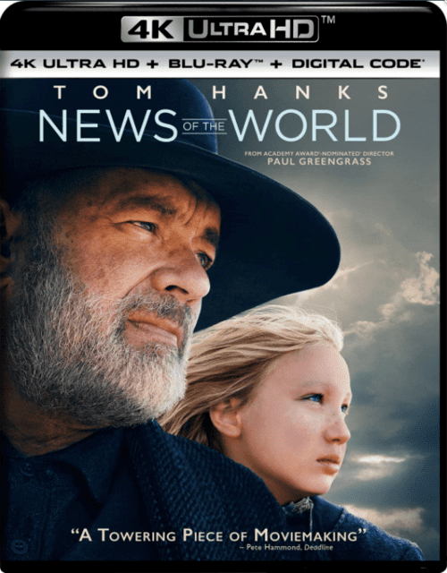 News of the World 4K 2020 Ultra HD 2160p