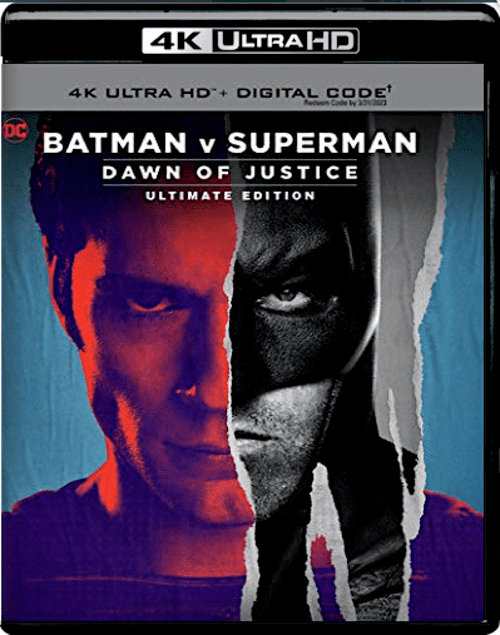 Batman v Superman Dawn of Justice 4K 2016 EXTENDED IMAX Ultra HD 2160p