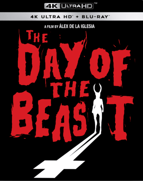 The Day of the Beast 4K 1995 SPANISH Ultra HD 2160p
